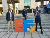 فريق ASME بجامعة أسيوط يحصد المركز الرابع بلبنان فى مجال تصميم الريبوتات