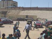 مطالب بإنشاء مطب صناعى أمام مدرسة العروبة ببركة الدماس بأسوان