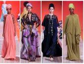 مجموعة إيلى صعب لربيع وصيف 2020 فى باريس مستوحاة من الثقافة الإفريقية