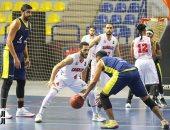 الجزيرة يتوج بطلاً لسوبر السلة عقب الفوز على الزمالك 93 -83