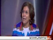 """فريدة الشوباشى لـ""""محمد ناصر"""": """"لو دكر تعالى مصر.. لكن أنت جبان"""""""