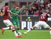 بيولي يختار أول قائمة مع ميلان ضد ليتشي في الدوري الايطالي