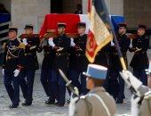 بث مباشر.. جنازة الرئيس الفرنسى الأسبق جاك شيراك بحضور رؤساء وزعماء