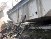 مصرع 3 أشخاص وإصابة اثنين آخرين فى انهيار جسر بالصين