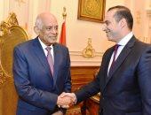 رسميا.. رئيس النواب يعلن اختيار المستشار محمود فوزي أمينا عاما للبرلمان
