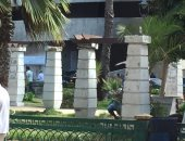 حى جمرك الإسكندرية يُنذر المحال التجارية بضرورة وجود صناديق قمامة
