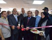 رئيس جامعة بنى سويف يفتتح جناح عمليات الطوارئ الجديد بتكلفة 14 مليون جنيه