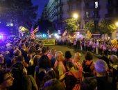 غضب الطبيعة يهدد مظاهرات كتالونيا وتوقعات بإنهاء الاحتجاجات.. اعرف التفاصيل