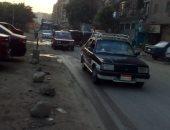 استجابة محافظة القاهرة لشكوى السكان وفتح شارع شارع الفيروز بعين شمس