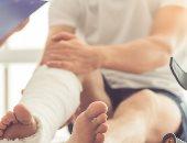ما هى المراحل التى تمر بها العظام المكسورة حتى تلتئم؟