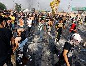 عمليات بغداد تدعو المتظاهرين إلى عدم اللجوء للعنف