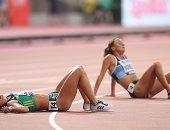 غياب الجماهير وإرتفاع درجة الحرارة يؤثران بالسلب على بطولة العالم لألعاب القوى