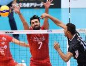 مصر تخطف صدارة كأس العالم للطائرة مؤقتا بالفوز على إيران
