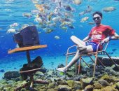 بركة إندونيسية تحظى بشعبية واسعة على إنستجرام