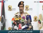 أحمد المسمارى: لا مجال للتفاوض مع الإرهابيين ومن يتفاوض مع هؤلاء يعتبر خائنا