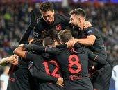 23 لاعبا فى قائمة أتلتيكو مدريد لمواجهة برشلونة بالدورى الإسبانى
