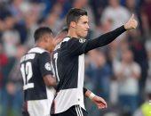 يوفنتوس ضد بولونيا.. كريستيانو رونالدو يتقدم لليوفي 1-0 بعد 19 دقيقة