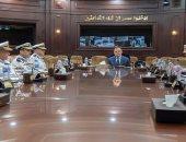وزير الداخلية يوجه 25 رسالة أمنية قوية وحاسمة لمكافحة الإرهاب والجريمة