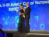 """""""الكاف"""" مشيداً بحفل قرعة أمم أفريقيا تحت 23 عاماً: ليلة رائعة"""