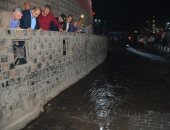 محافظ الغربية: تنفيذ محاكاة للأمطار والسيول ومراجعة الحالة الفنية للأنفاق (صور)