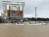 إعصار ميتاج يضرب سواحل لكوريا الجنوبية ويتسبب فى سقوط أمطار وفيضانات