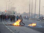 قيادة العمليات المشتركة فى بغداد: لم نصرح باستخدام العنف ضد المتظاهرين