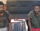 القبض على المتهمين بسرقة مهمات السكة الحديد بالعجوزة
