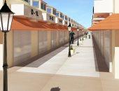 محافظ دمياط: الانتهاء من أعمال إنشاء السوق الحضارى برأس البر قريبا