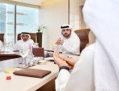 "نائب حاكم دبى يفتتح فعاليات معرض ""جلفود 2021"""
