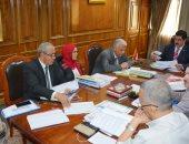 محافظ القليوبية يجتمع باللجنة العليا للقيادات لاختيار وظائف نائب رئيس مدينة