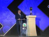 فيديو.. عمرو الجناينى: المنتخبات الأولمبية مستقبل إفريقيا..ومصر ستنظم نسخة مبهرة