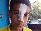 محضر ضد معلم بمدرسة ثانوى فى الشرقية بسبب ضرب طالب وسبه بالأم