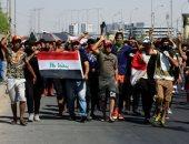"""""""الجزيرة"""" تشعل الأوضاع فى العراق.. والمتظاهرون يخرقون حظر التجوال"""