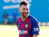 ميسي ثانى أكثر نجوم برشلونة مشاركة فى المباريات الدولية