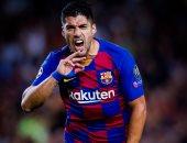 سواريز يحقق ثانى أفضل انطلاقة تهديفية مع برشلونة.. فيديو