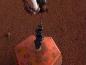 فيديو.. روبوت ناسا للحفر بالمريخ يعود للعمل مرة أخرى بعد توقف7 أشهر
