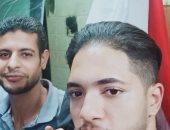 قارئ يشارك بصورة له أثناء الاحتفال بالذكرى 46 لانتصارات أكتوبر