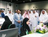 وفد عربى يطلع على النموذج الإماراتى لتنظيم الانتخابات والتصويت الإلكترونى