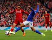 ماديسون يسجل هدف تعادل ليستر سيتي ضد ليفربول في الدقيقة 80