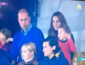 الأمير ويليام يؤازر استون فيلا ضد نورويتش سيتي فى الدوري الانجليزي