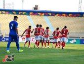 فيديو.. محمد مجدى قفشة يحرز الهدف الرابع للأهلى فى مرمى أسوان