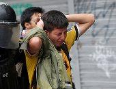 تواصل الاحتجاجات فى الإكوادور بسبب خفض دعم الوقود