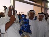 الإمارات تهدى الهجانة المصريين فى مهرجان شرم 20 راكبا آليا
