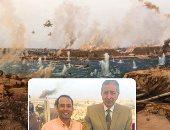 أحد أشهر أبطال الصاعقة البحرية يكشف سر تدمير موقع لسان التمساح.. القبطان وسام حافظ:قمت بـ16 عملية خلال حرب الاستنزاف و10 عمليات فى حرب أكتوبر وسقط فيها 40 جندياً إسرائيلياً.. ولن أنسى الخوف فى أعين العدو