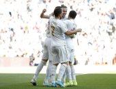 ترتيب الدوري الإسباني بعد مباريات السبت.. ريال مدريد يغرد بالصدارة