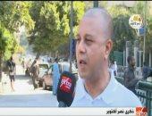 شاهد.. مصريون يوجهون التحية للقوات المسلحة على دورها فى ملحمة العبور