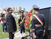 صور ..محافظ البحيرة يشهد الإحتفال بذكرى إنتصارات أكتوبر