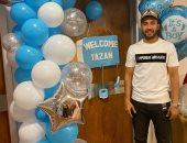 """تريزيجيه يحتفل بمولوده الأول """"يزن"""" على تويتر"""