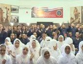 فيديو.. زغاريد ودموع الفرح لـ1818 سجينا مفرج عنهم بمناسبة انتصارات أكتوبر