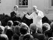زى النهاردة عام 1979.. البابا يوحنا بولس الثانى أول بابا يزور البيت الأبيض